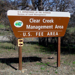 BRC Supports National Designation for Clear Creek OHV Area