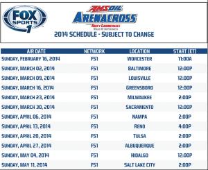 2014-Schedule
