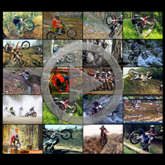 Highlights of round two of the British Extreme Enduro