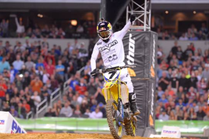 James Stewart captured his 47th career win of his career – Photo credit: Simon Cudby