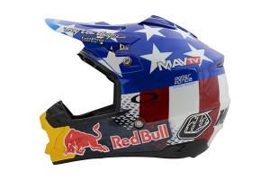 Peter Fonda Inspired TLD Helmet