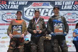 4x4 Pro Overall: (left) Bryan Buckhannon, Kevin Trantham, (right) Rick Cecco - Photo: Ken Hill