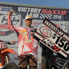 Mullins Captures Victory at Series Opener in Florida