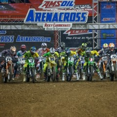 Team Babbitt's Finish 1-2 in Tulsa with Ames and Nichols Leading the Arenacross Race to the Championship