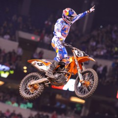 Dungey Wins Indianapolis Supercross