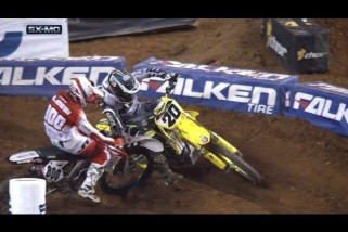 The AMA Fines Mike Alessis for Incident in Atlanta