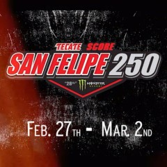 Official Finisher's List: 28th Tecate SCORE San Felipe 250, March 2, 2014