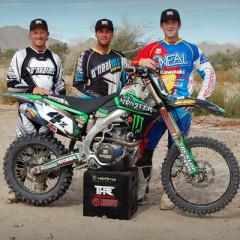 THR Motorsports Celebrates San Felipe 250 Win!