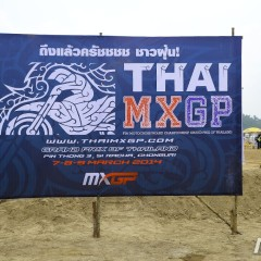 Catch the 2014 MXGP of Thailand on TV